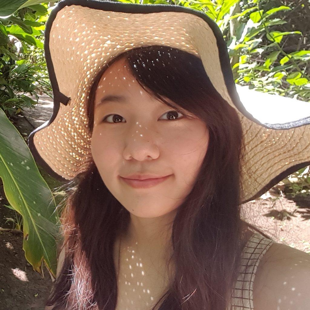 Intern 02 Shirley Zhao