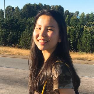 Leadership Volunteer 11 Louise Sun