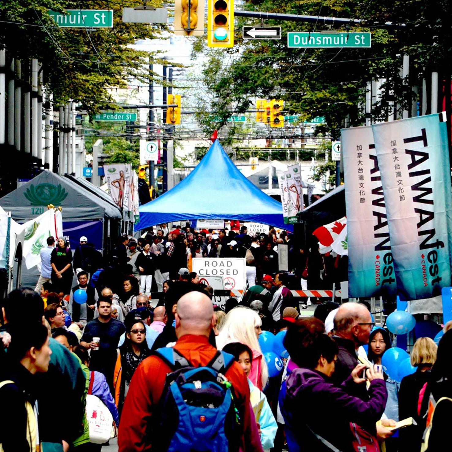 Signature Event - TAIWANfest