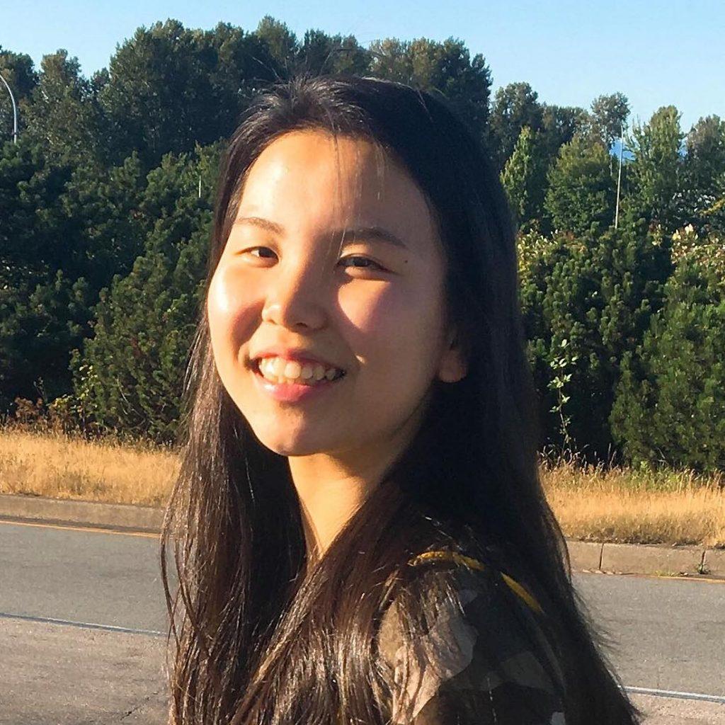 Volunteer Leader 11 - Louise Sun